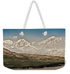 Majestic Mount Mckinley Weekender Tote Bag