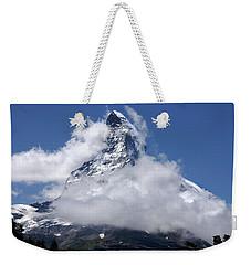 Majestic Mountain  Weekender Tote Bag