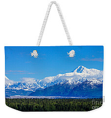 Majestic Mt Mckinley Weekender Tote Bag