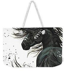 Majestic Spirit Horse 65 Weekender Tote Bag by AmyLyn Bihrle