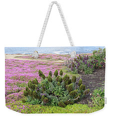Majestic Shoreline Weekender Tote Bag