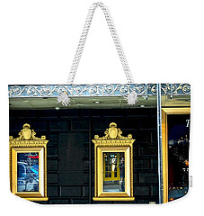 Majestic Theatre Lightpost Weekender Tote Bag