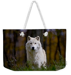 Majesty Weekender Tote Bag by Wolves Only