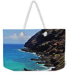Makapu'u Beach 2 Weekender Tote Bag