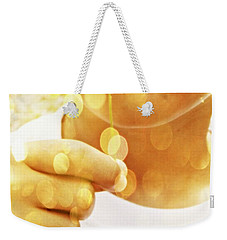 Make A Wish Weekender Tote Bag by Valerie Reeves