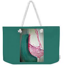 Make Mine A Red Weekender Tote Bag