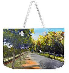 Maldon Victoria Australia Weekender Tote Bag by Pamela  Meredith