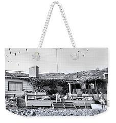 Malibu Beach House - 1960 Weekender Tote Bag