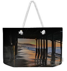 Malibu Color Weekender Tote Bag