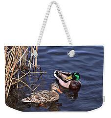 Mallard Mates Weekender Tote Bag