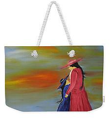 Mama's Love Weekender Tote Bag