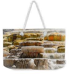 Mammoth Springs Weekender Tote Bag