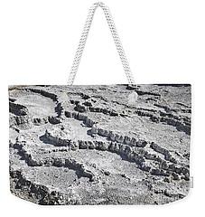 Mammoth Terraces Detail Weekender Tote Bag