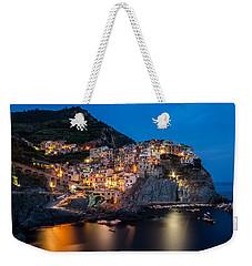 Manarola Weekender Tote Bag by Mihai Andritoiu
