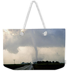 Manchester Tornado 1 Of 6 Weekender Tote Bag by Jason Politte