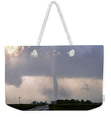 Manchester Tornado 2 Of 6 Weekender Tote Bag by Jason Politte