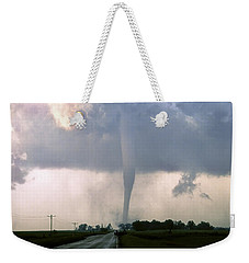 Manchester Tornado 3 Of 6 Weekender Tote Bag by Jason Politte