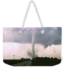 Manchester Tornado 4 Of 6 Weekender Tote Bag by Jason Politte