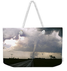 Manchester Tornado 5 Of 6 Weekender Tote Bag by Jason Politte