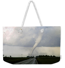 Manchester Tornado 6 Of 6 Weekender Tote Bag by Jason Politte