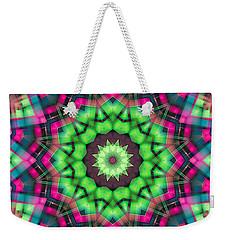 Mandala 29 Weekender Tote Bag by Terry Reynoldson