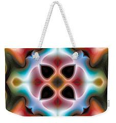 Mandala 82 Weekender Tote Bag by Terry Reynoldson