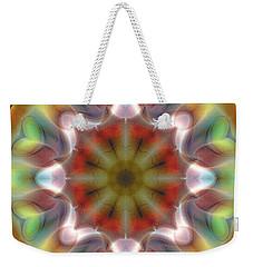 Mandala 97 Weekender Tote Bag by Terry Reynoldson