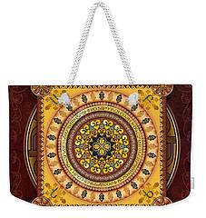 Mandala Armenia 'iypenkimta' Sp Weekender Tote Bag