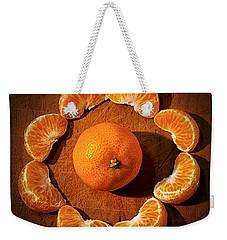 Mandarin - Vignette Weekender Tote Bag