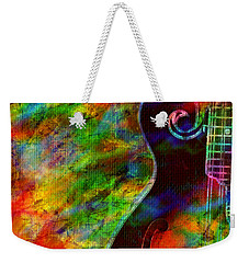 Mandolin Magic Weekender Tote Bag
