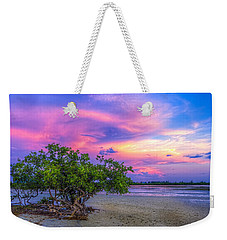 Mangrove By The Bay Weekender Tote Bag