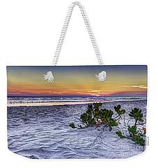 Mangrove On The Beach Weekender Tote Bag