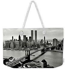 Manhattan 1978 Weekender Tote Bag