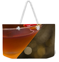 Manhattan  Weekender Tote Bag by Ulrich Schade