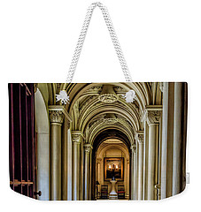 Mansion Hallway Weekender Tote Bag