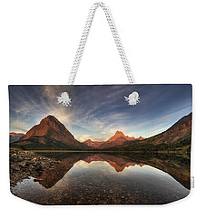 Many Glacier Zen Weekender Tote Bag