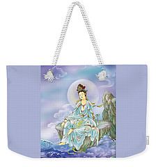 Many Treasures Avalokitesvara  Weekender Tote Bag