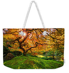 Maple  Weekender Tote Bag