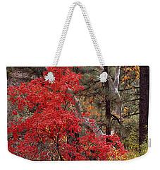 Maple Sycamore Pine-h Weekender Tote Bag