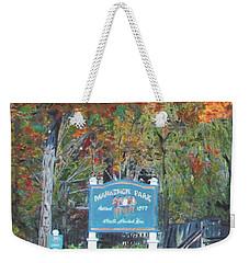 Marathon Park Weekender Tote Bag