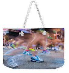 Marathon Weekender Tote Bag