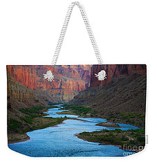 Marble Canyon Rafters Weekender Tote Bag