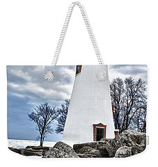 Marblehead Lighthouse Weekender Tote Bag