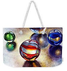 Marbles 2 Weekender Tote Bag