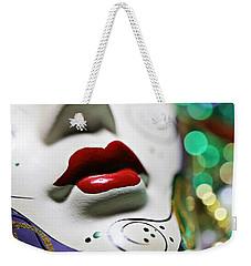 Mardi Gras II Weekender Tote Bag