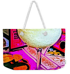 Margarita Time Weekender Tote Bag