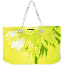 Margarita Zinnia Weekender Tote Bag by Sherry Allen