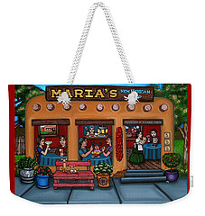 Maria's New Mexican Restaurant Weekender Tote Bag
