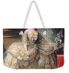Marie Antoinette Queen Of France Weekender Tote Bag by Elisabeth Louise Vigee-Lebrun