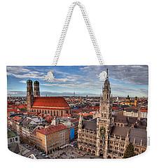 Marienplatz Weekender Tote Bag